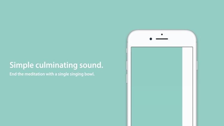 The Meditate App screenshot-4