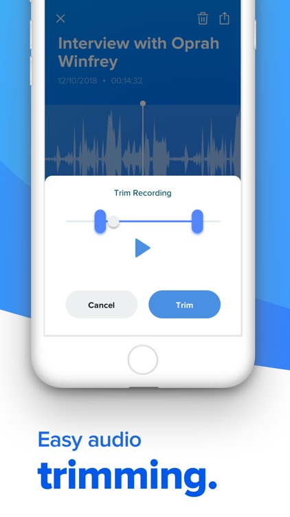 Rev Voice Recorder App screenshot-5