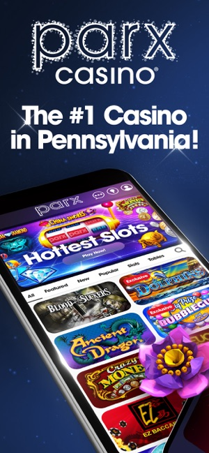 Parx Casino On The App Store