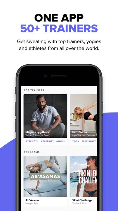 Playbook - a partner in health screenshot one