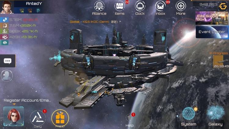 Nova Empire: Space Commander screenshot-5