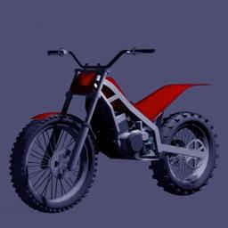 Moto acrobatics ride
