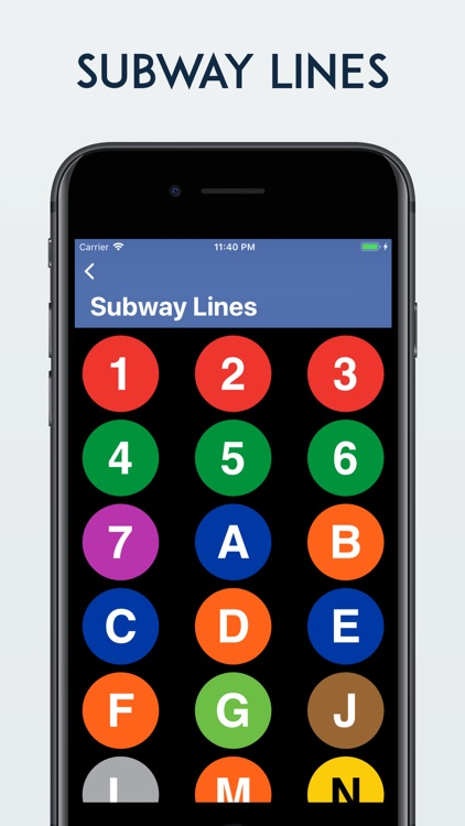 New York Subway Map Mobile.New York City Mta Subway Map By Roy Dimayuga