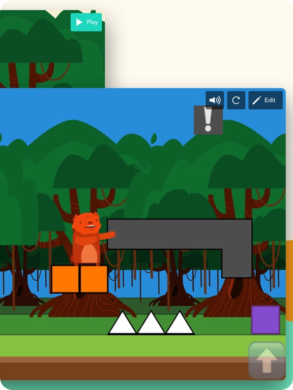Hopscotch -- Programming made easy! Make games, stories, animations and more! screenshot
