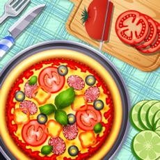Activities of Pizza Maker Cooking Baker