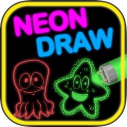 Neon Draw – Glow Art