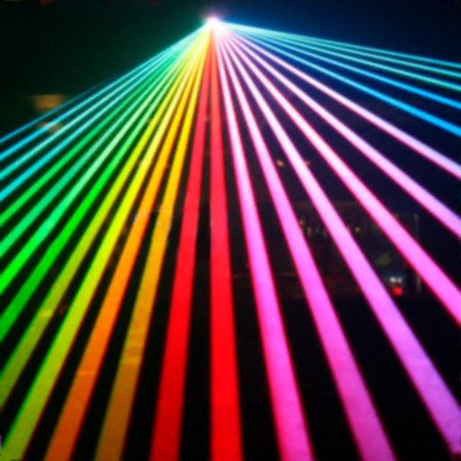 Laser Disco Lights