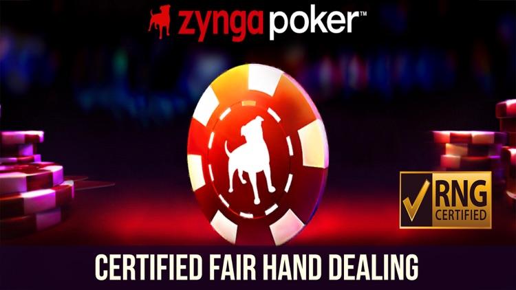 Zynga Poker - Texas Holdem screenshot-3