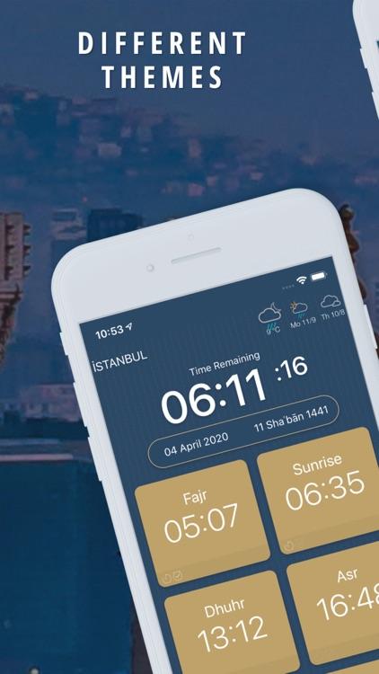 Azan Time Pro: Holy Quran screenshot-5