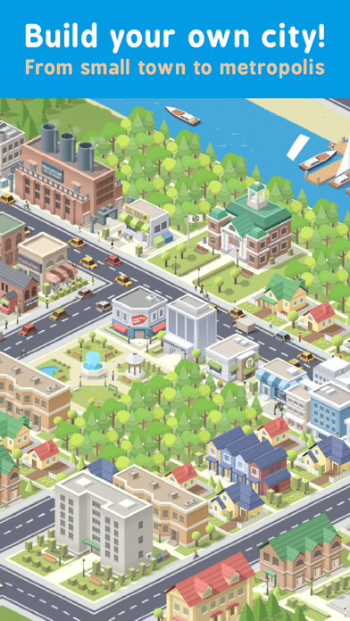 download Pocket City apps 1