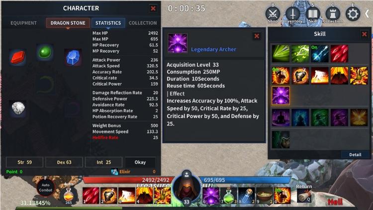 Dragon Stone - Legendary Arche screenshot-5