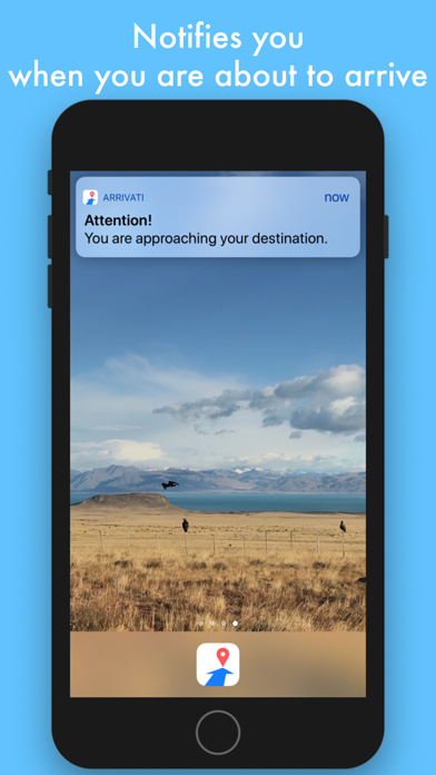 Arrivati Screenshots