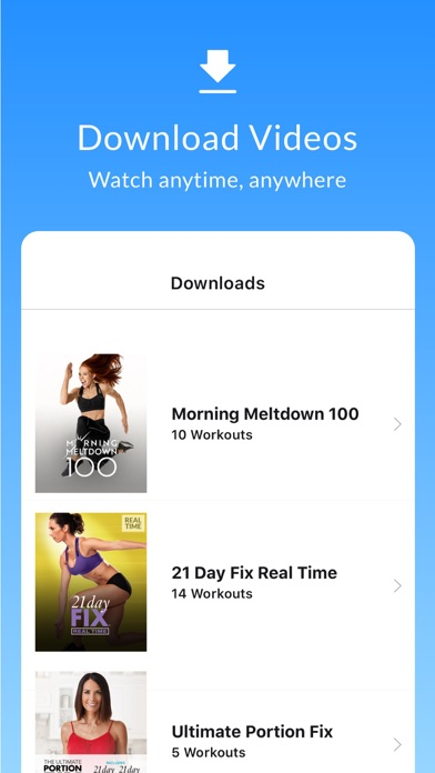 Beachbody On Demand App Reviews - User Reviews of Beachbody