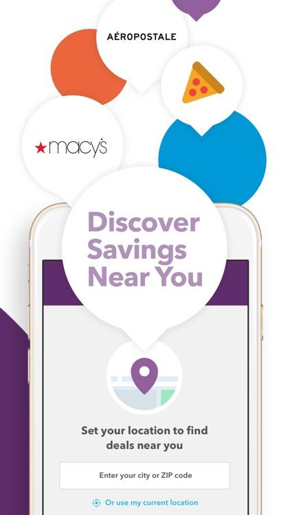 RetailMeNot: Coupons & Savings screenshot-3