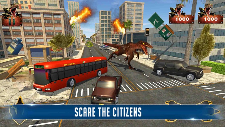 2019 Dinosaur Simulator World by Epic Win Games