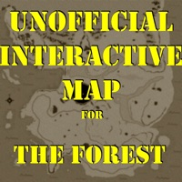 Codes for Map for The Forest Hack