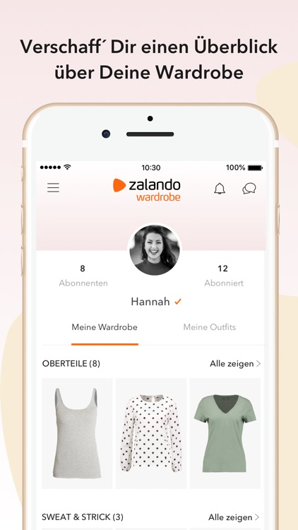 Zalando Wardrobe screenshot-3