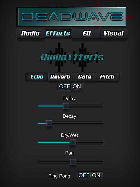 DeadWave screenshot 11