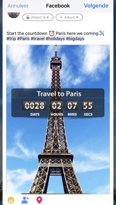 Big Days - Countdown Screenshots