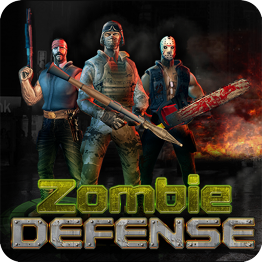 Zombie Defense HNG for 游戏