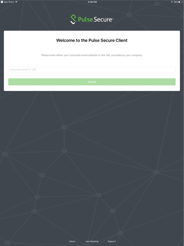 Pulse Secure on the App Store