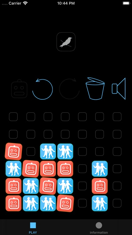 Connect Four in Line - AI screenshot-0