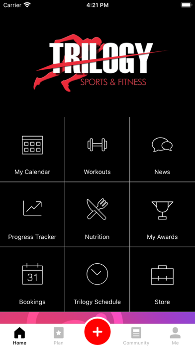 点击获取Trilogy Sports and Fitness