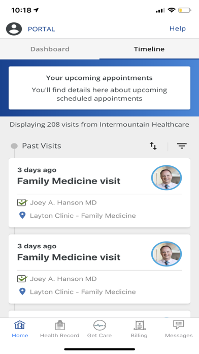messages.download My Health+ by Intermountain software