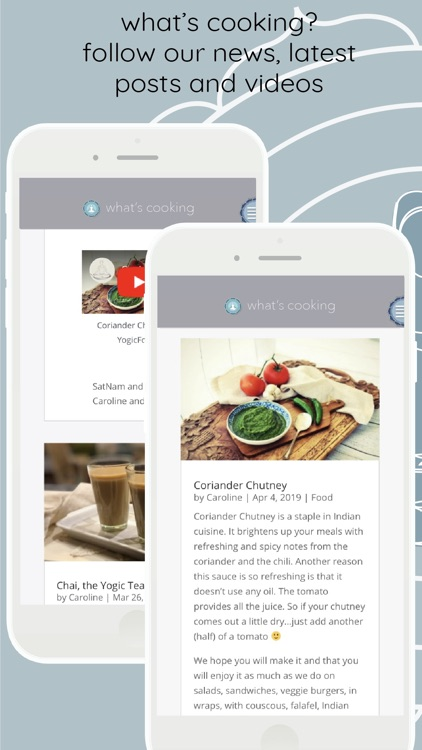 Yogicfoods - Baking recipes screenshot-8