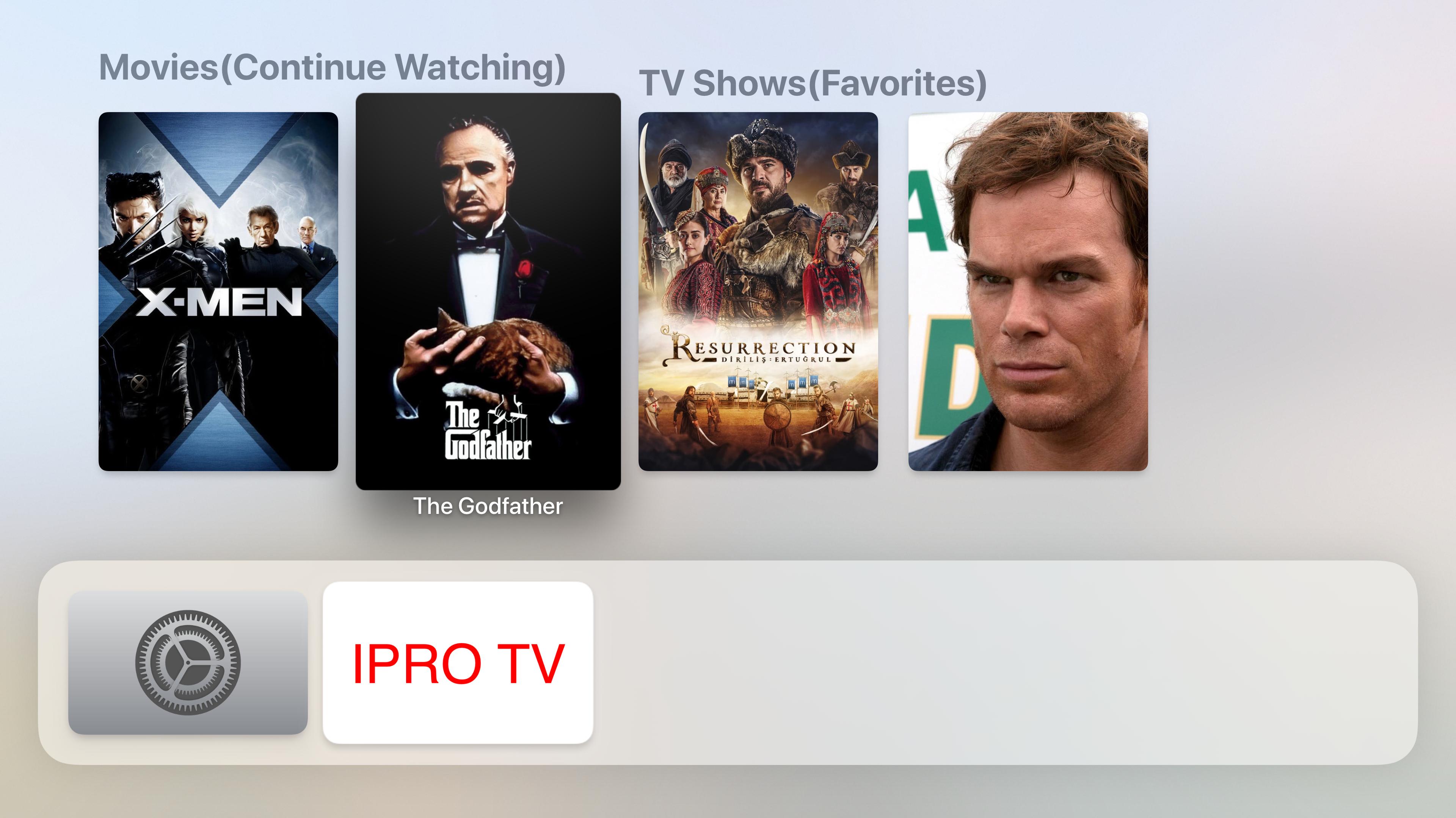 iProTV for iPtv & m3u content screenshot 26