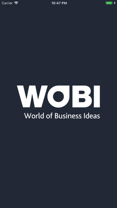 Screenshot of WOBI App1