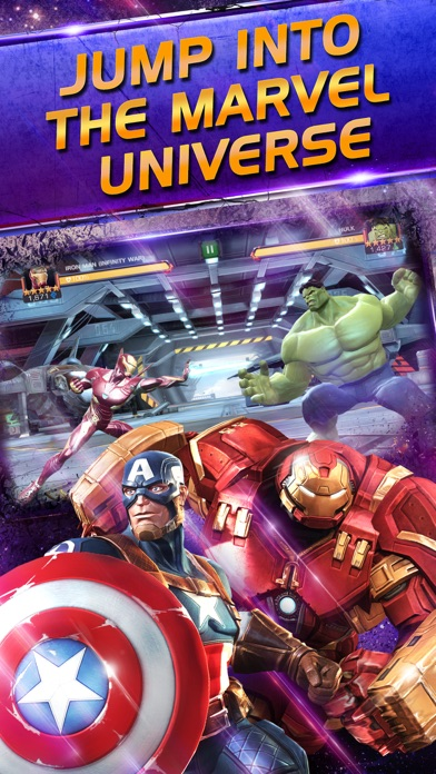 Marvel Contest Of Champions App Reviews - User Reviews of Marvel