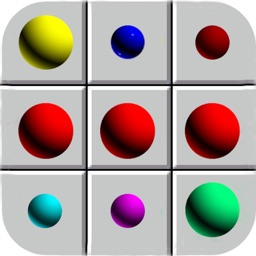 Line up colored balls