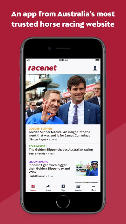 Racenet – Horse Racing Form by Racing Internet Services P/L