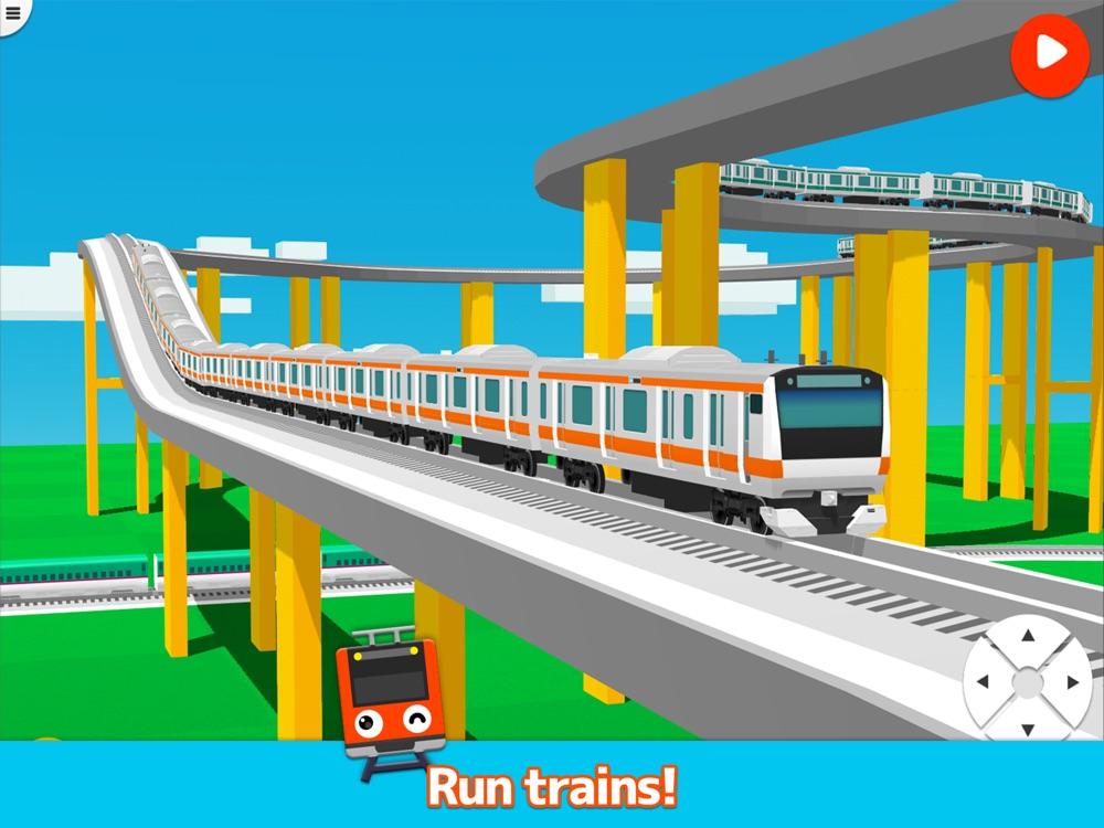 Train Go for iPad