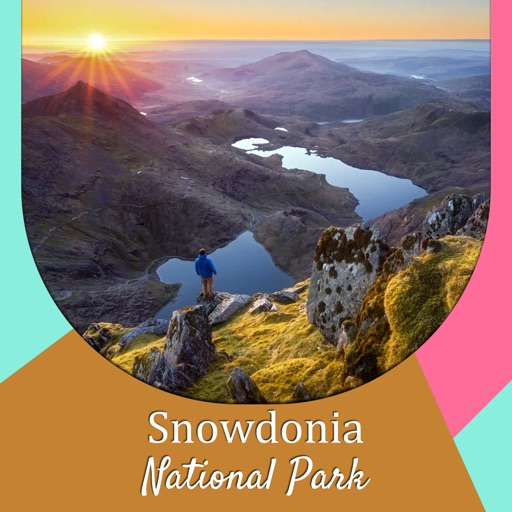 Snowdonia National Park icon