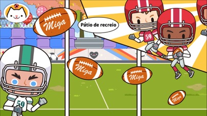 Screenshot for Miga cidade:aescola in Portugal App Store