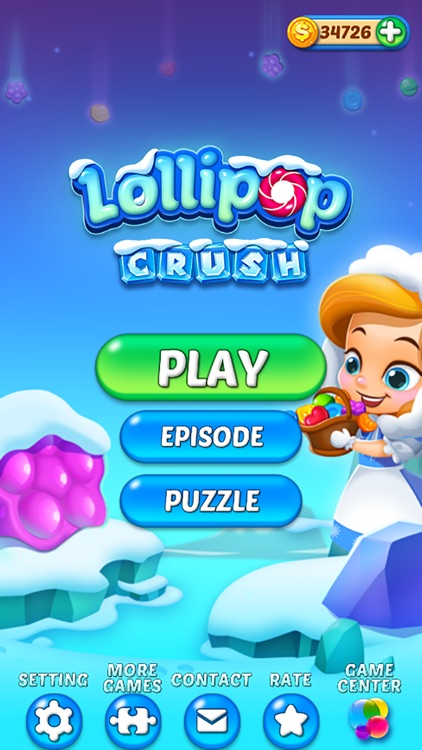 Lollipop Crush screenshot-4