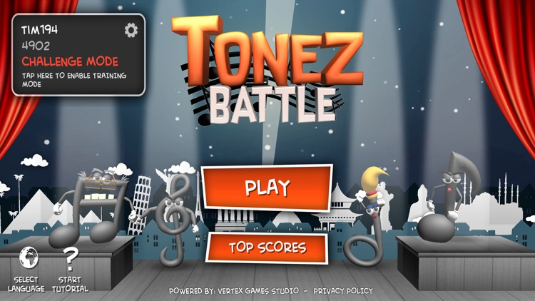 Tonez Battle: Multiplayer Game