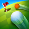App Icon for Golf Battle App in Mexico IOS App Store