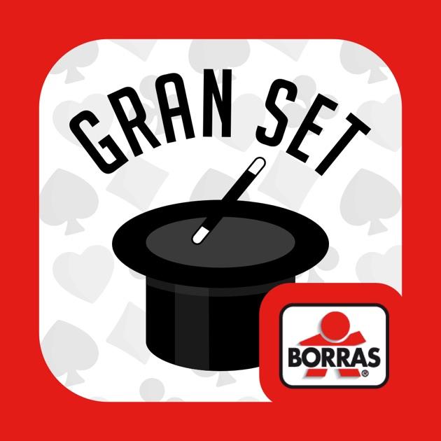 Magia Borras Gran Set on Apple Store for Uganda - StoreSpy