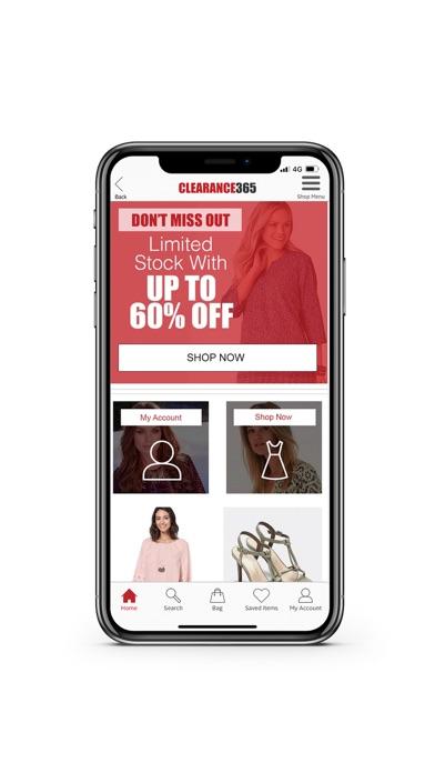 Clearance365 - Save £££'s screenshot one