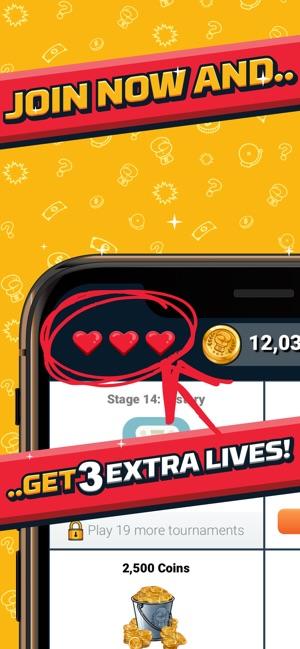 KO Trivia: 24/7 Quiz Show on the App Store