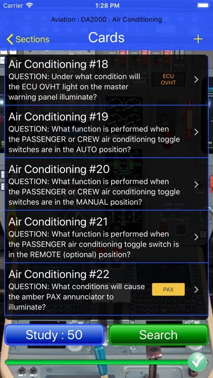 iPilot DA2000 Study Guide screenshot-7