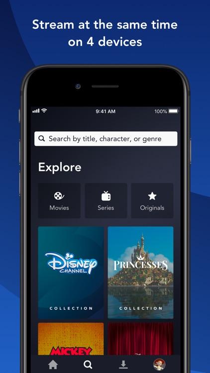 Disney+ screenshot-4