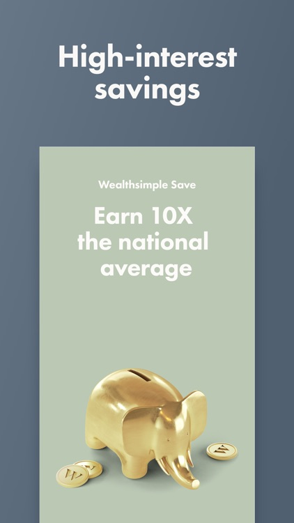 Wealthsimple Invest and Save screenshot-6