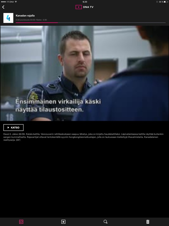 DNA TV HD screenshot-4