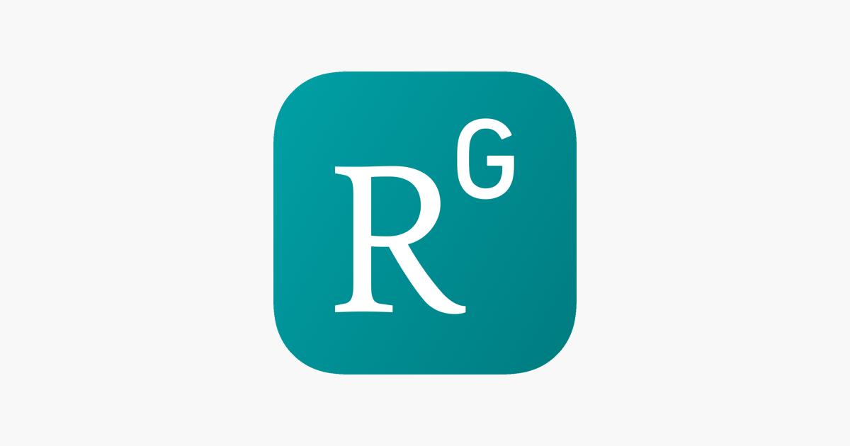 ResearchGate en App Store