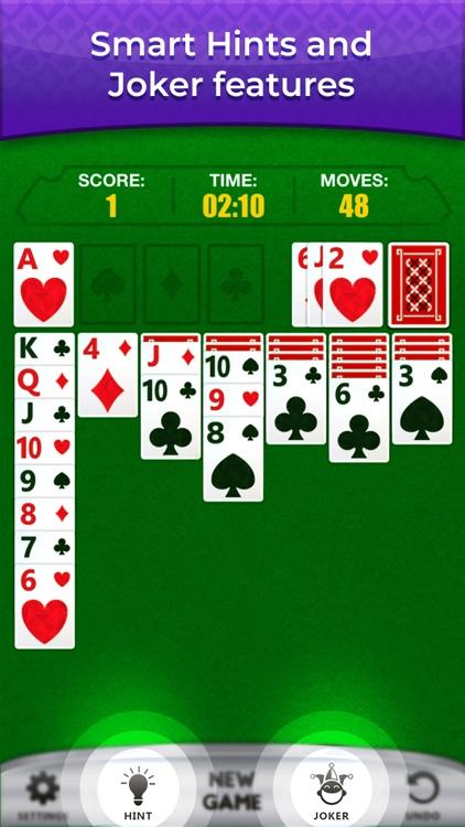 Solitaire * Patience Card Game screenshot-3
