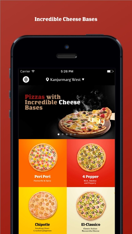 Oven Story Pizza- Order Online